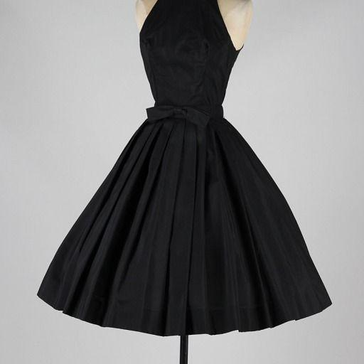 Black Halter Short Homecoming Dress Featuring Bow Accent Belt Featuring Open Back, Formal Dress,H1460